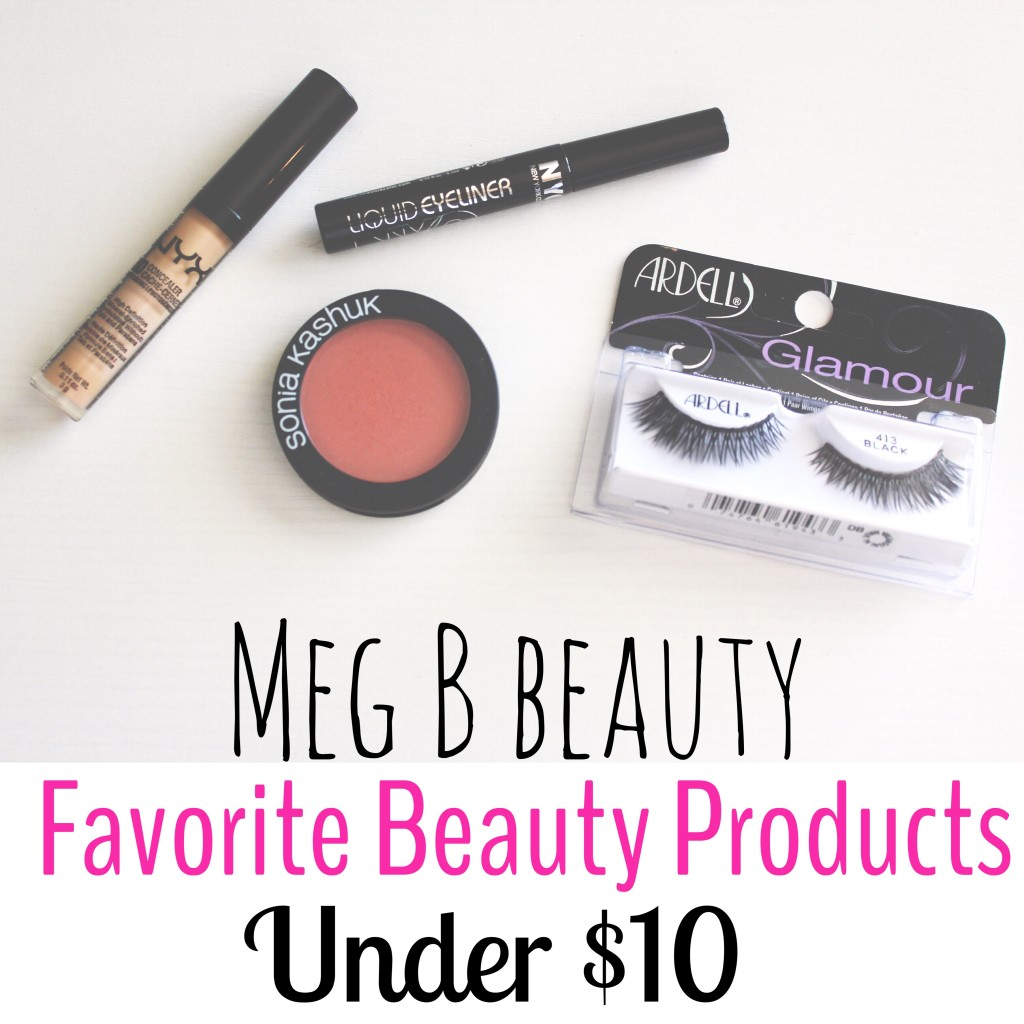 affordable beauty products, makeup, beauty blog, meg b beauty