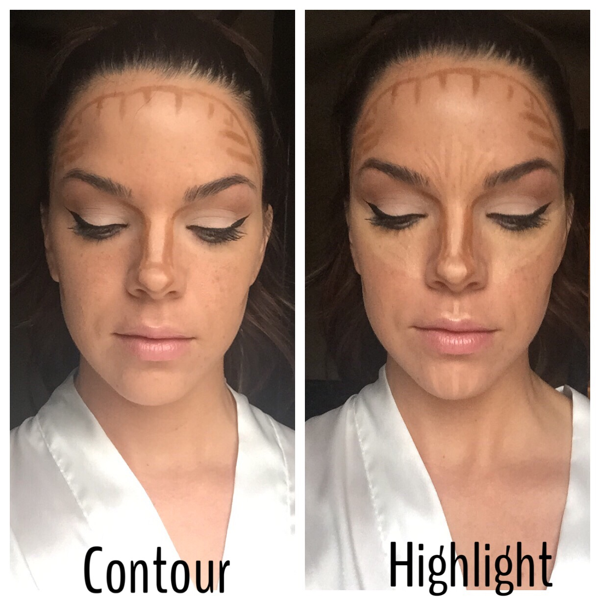 Contour & Highlight-Step by Step Guide